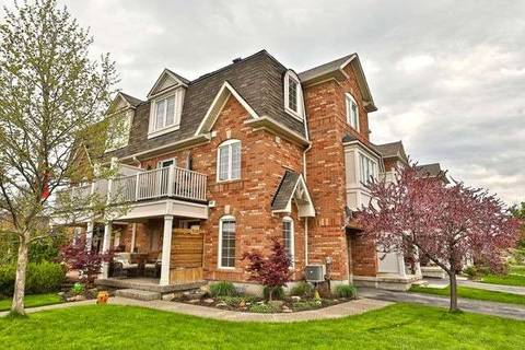 Townhouse for sale at 621 Frank Pl Milton Ontario - MLS: W4461058