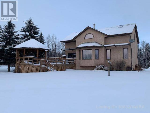 Residential property for sale at 621015 Range Rd Woodlands County Alberta - MLS: 51812