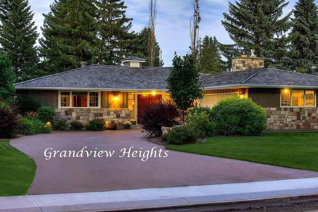 House for sale at 6211 Grand View Dr NW Edmonton Alberta - MLS: E4210296