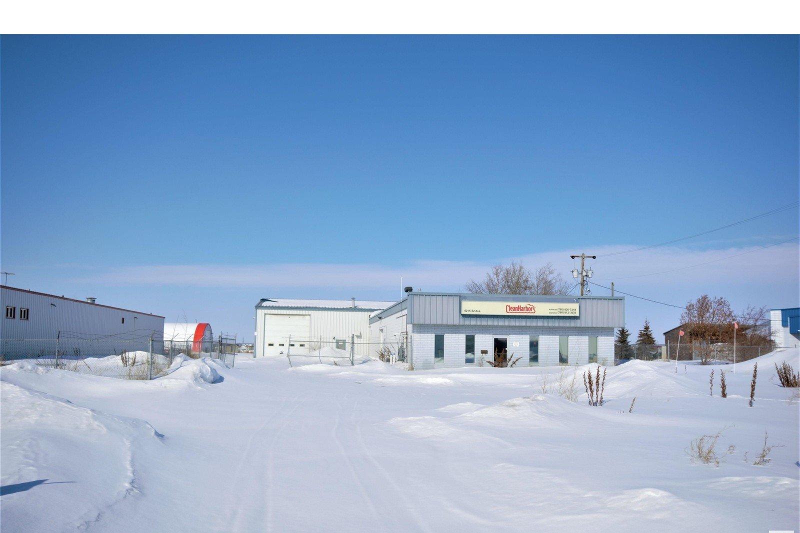 Commercial property for lease at 6215 52 Av Bonnyville Town Alberta - MLS: E4138766