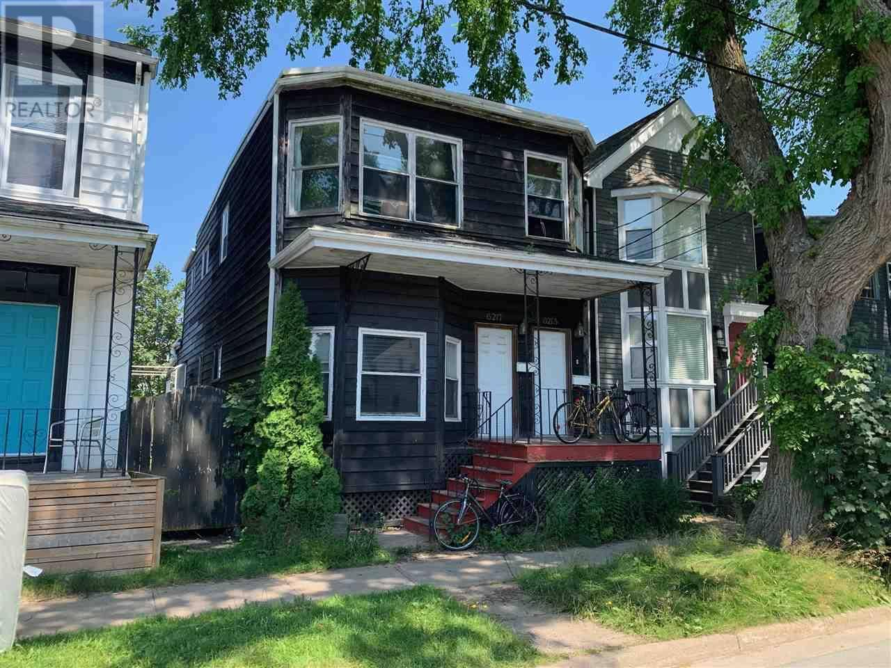 Townhouse for sale at 6215 Pepperell St Halifax Nova Scotia - MLS: 201920566