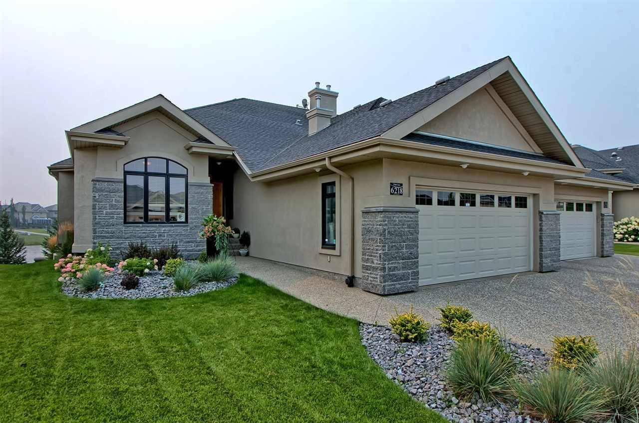 Townhouse for sale at 6218 Maynard Pt Nw Edmonton Alberta - MLS: E4172511