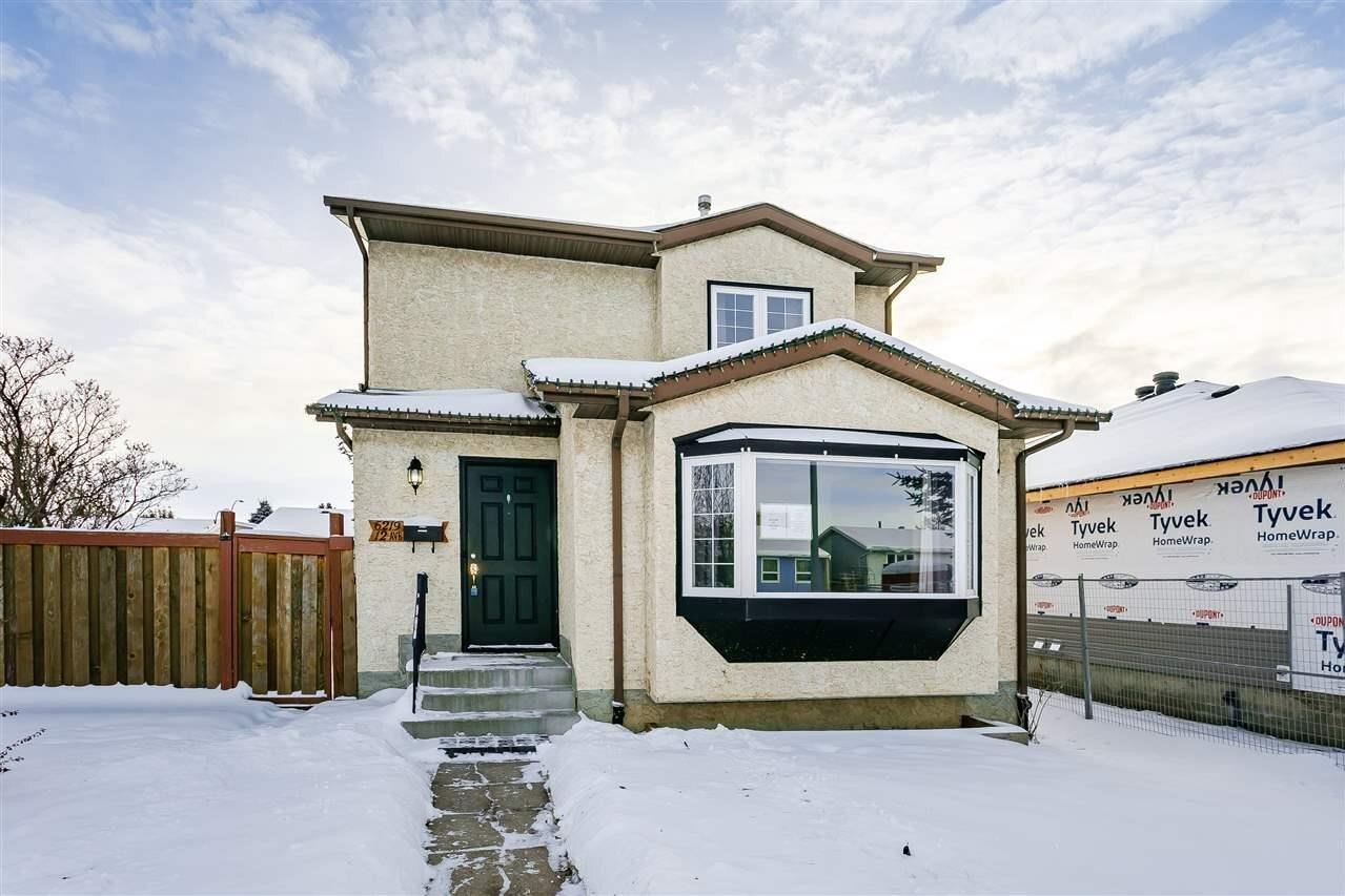 House for sale at 6219 12 Av NW Edmonton Alberta - MLS: E4218526