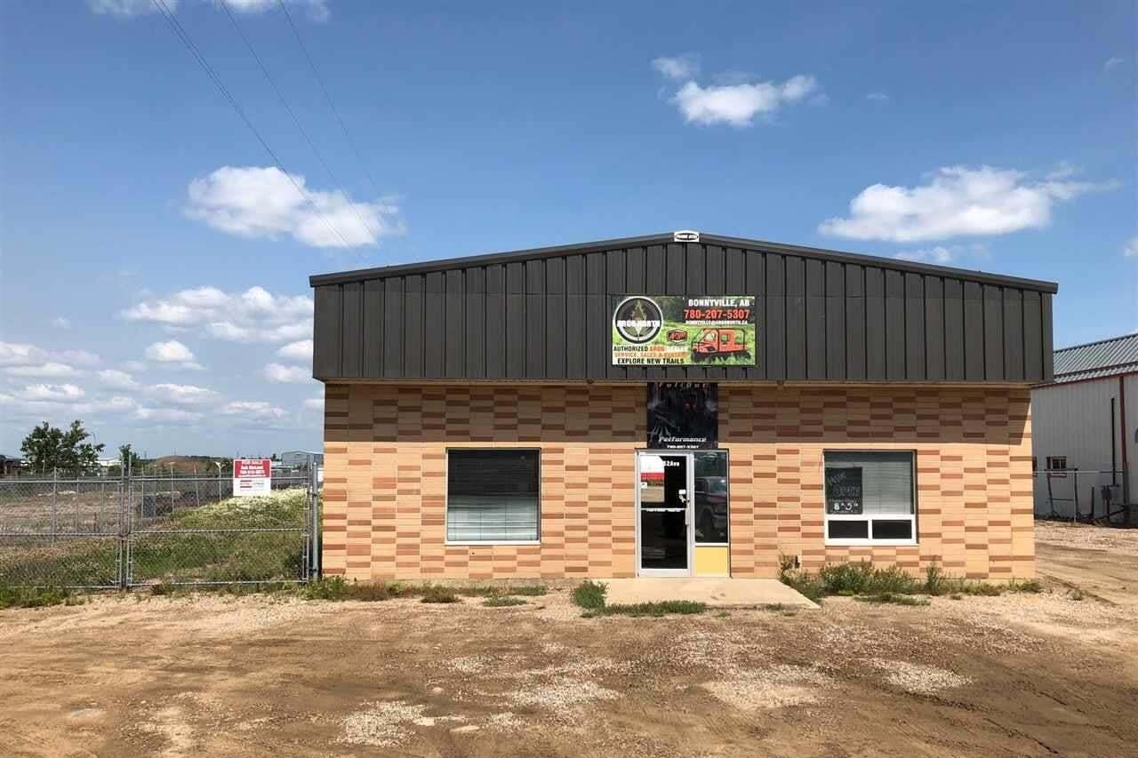 Commercial property for sale at 6219 52 Av Bonnyville Town Alberta - MLS: E4165814