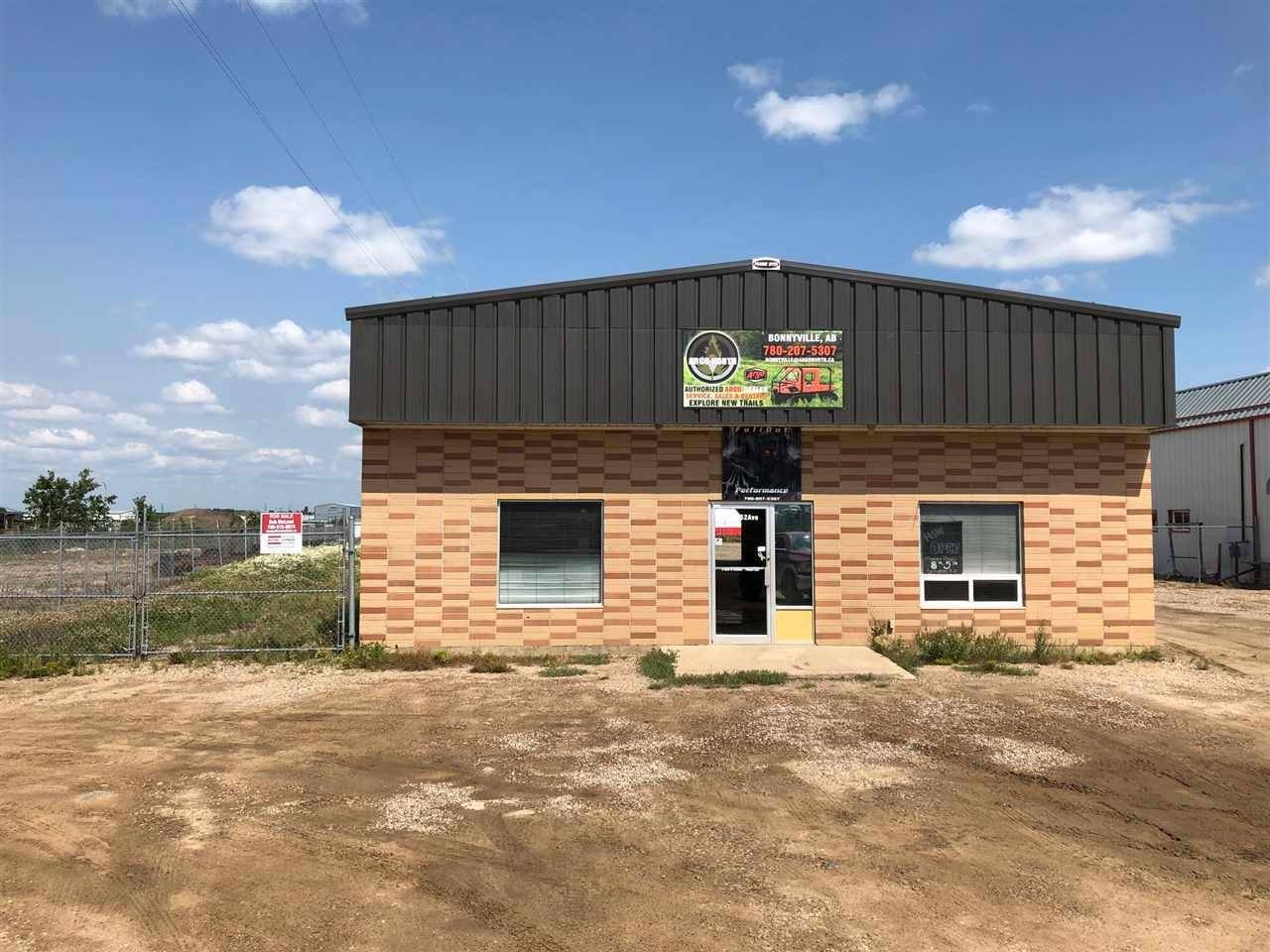 Commercial property for sale at 6219 52 Ave Bonnyville Town Alberta - MLS: E4165814