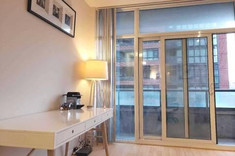Apartment for rent at 36 Lisgar St Unit 621E Toronto Ontario - MLS: C4474839