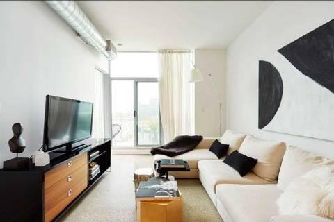 Apartment for rent at 510 King St Unit 622 Toronto Ontario - MLS: C4649675