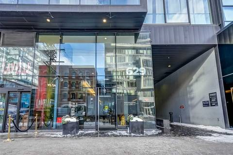 Condo for sale at 629 King St Unit 622 Toronto Ontario - MLS: C4648406