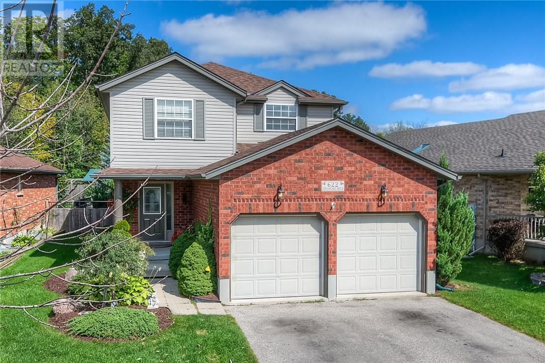 Removed: 622 Chesapeake Drive, Waterloo, ON - Removed on 2018-11-13 04:39:11