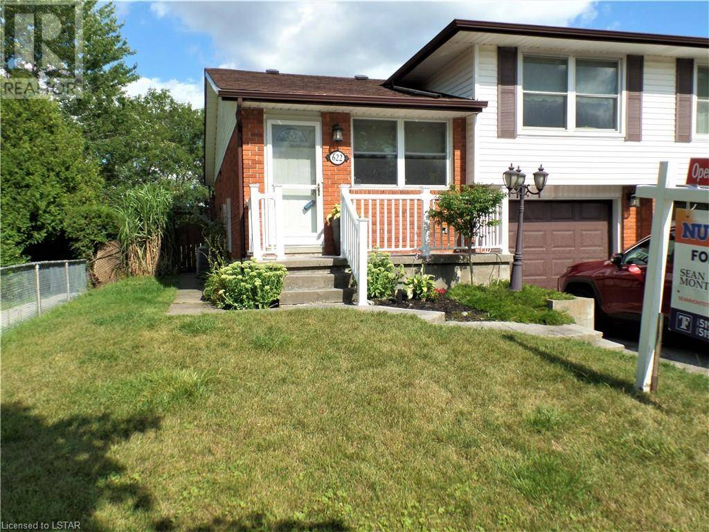 Residential property for sale at 622 Chiddington Ave London Ontario - MLS: 216436