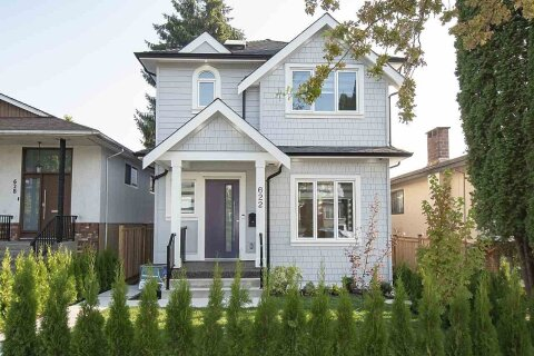 Townhouse for sale at 622 54th Ave E Vancouver British Columbia - MLS: R2518652