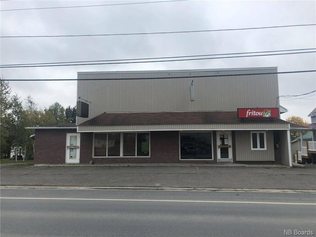 Commercial property for sale at 622 Principale St Saint Leonard New Brunswick - MLS: NB034585