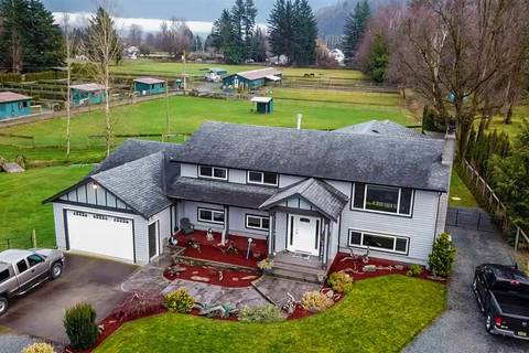 House for sale at 6222 Else Rd Agassiz British Columbia - MLS: R2451843