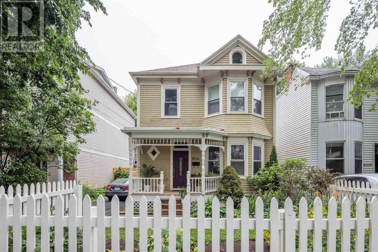 House for sale at 6224 North St Halifax Nova Scotia - MLS: 202015092
