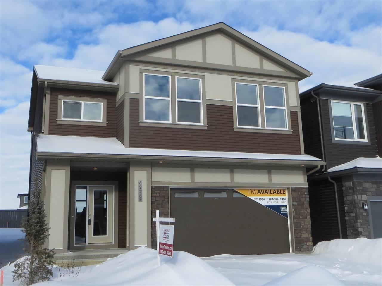 House for sale at 6226 King Vista Sw Edmonton Alberta - MLS: E4182471
