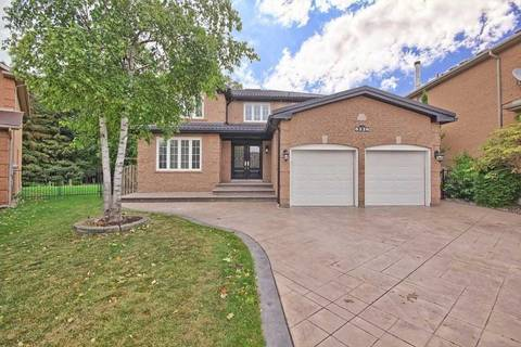 House for sale at 6226 Kisby Dr Mississauga Ontario - MLS: W4592756