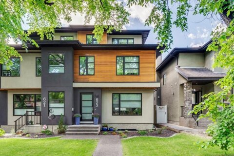 Townhouse for sale at 623 25 Ave NW Calgary Alberta - MLS: C4305788