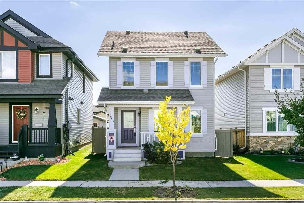 House for sale at 623 41 Av NW Edmonton Alberta - MLS: E4214201