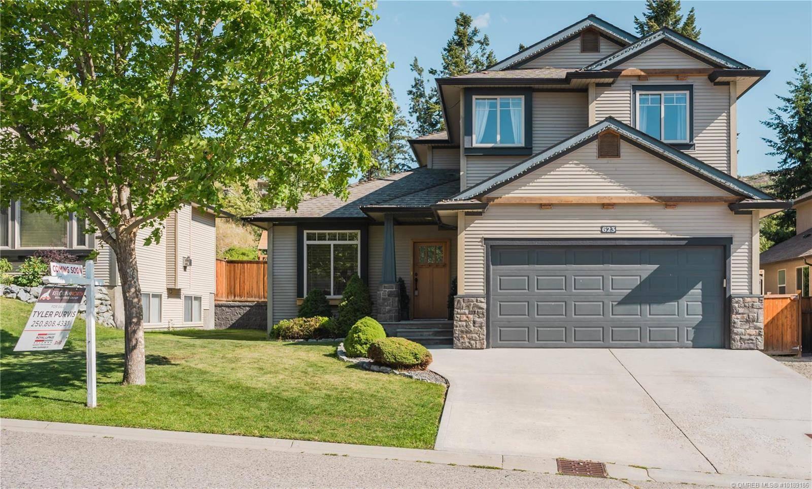 House for sale at 623 Benmore Pl Kelowna British Columbia - MLS: 10189186