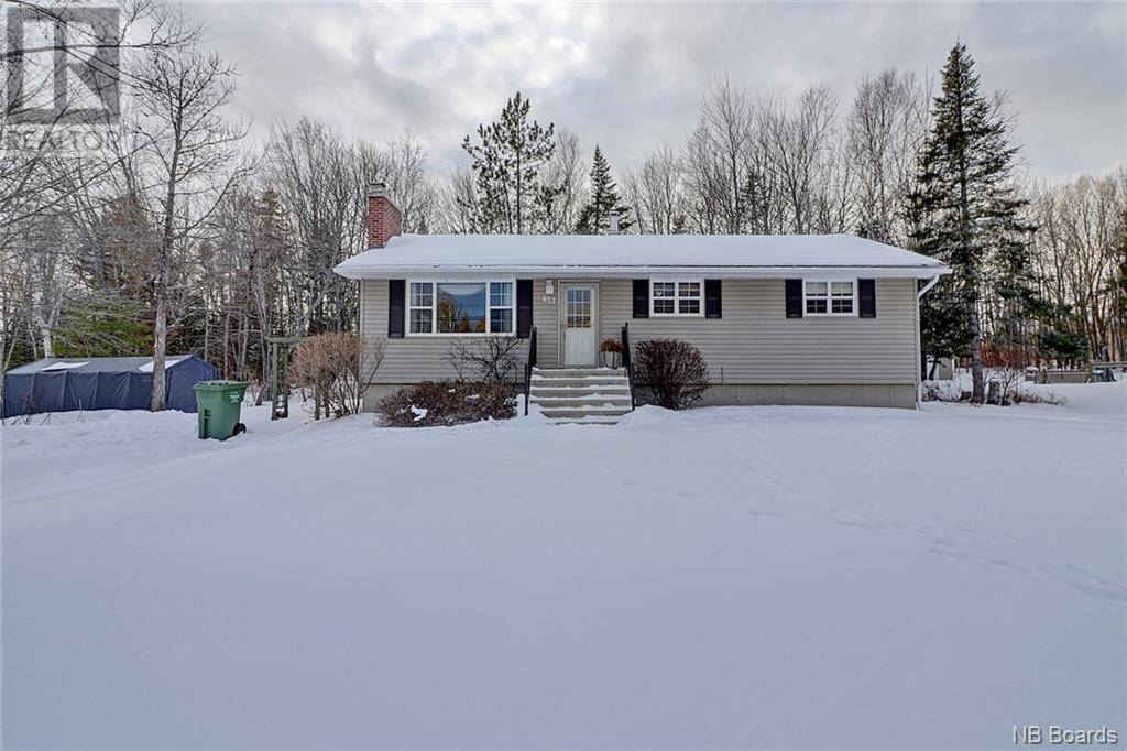House for sale at 623 Mcleod Hill Rd Fredericton New Brunswick - MLS: NB034587
