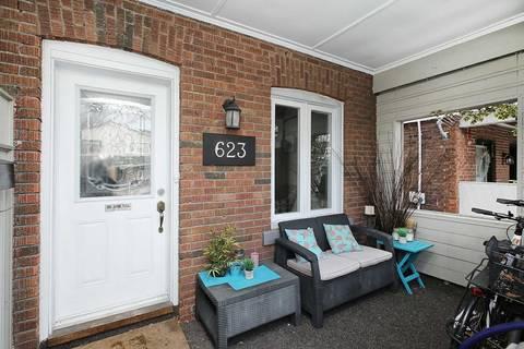 Townhouse for rent at 623 Milverton Blvd Toronto Ontario - MLS: E4666794