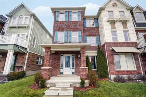 Townhouse for sale at 623 Scott Blvd Milton Ontario - MLS: W4412676
