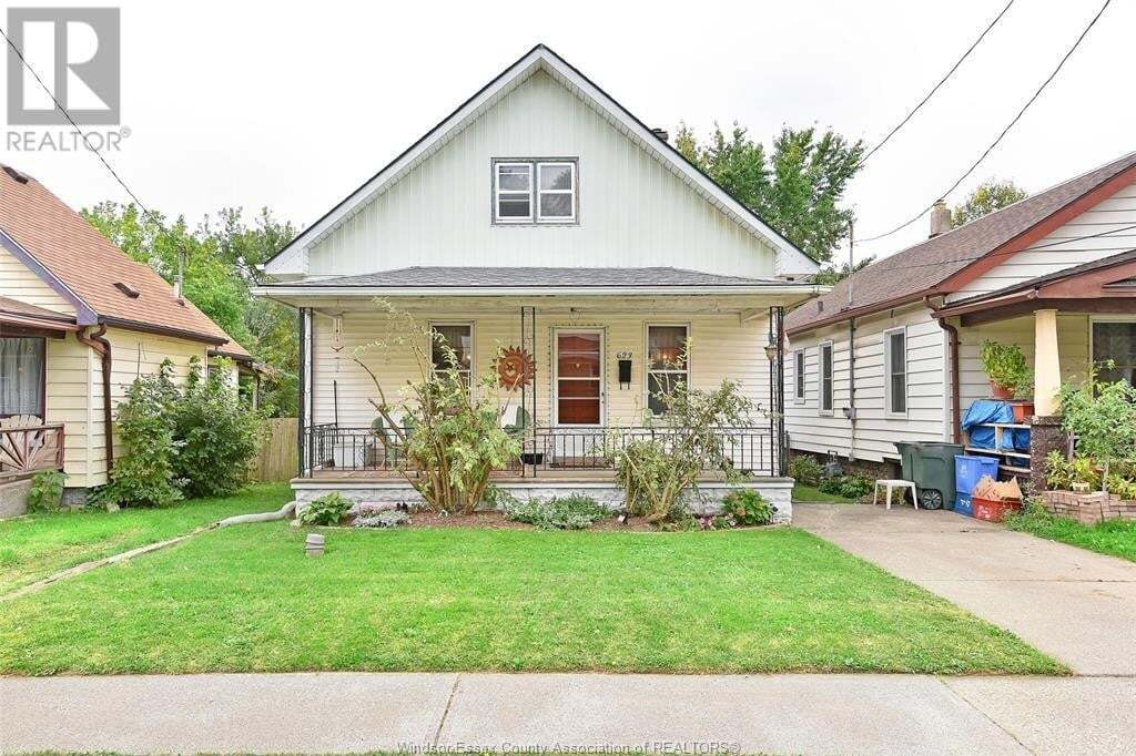 House for sale at 623 Tournier St Windsor Ontario - MLS: 20012939