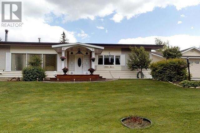 House for sale at 624 42 St Edson Alberta - MLS: 52677