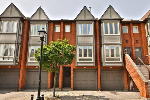 Townhouse for sale at 895 Maple Ave Unit 624 Burlington Ontario - MLS: H4058522