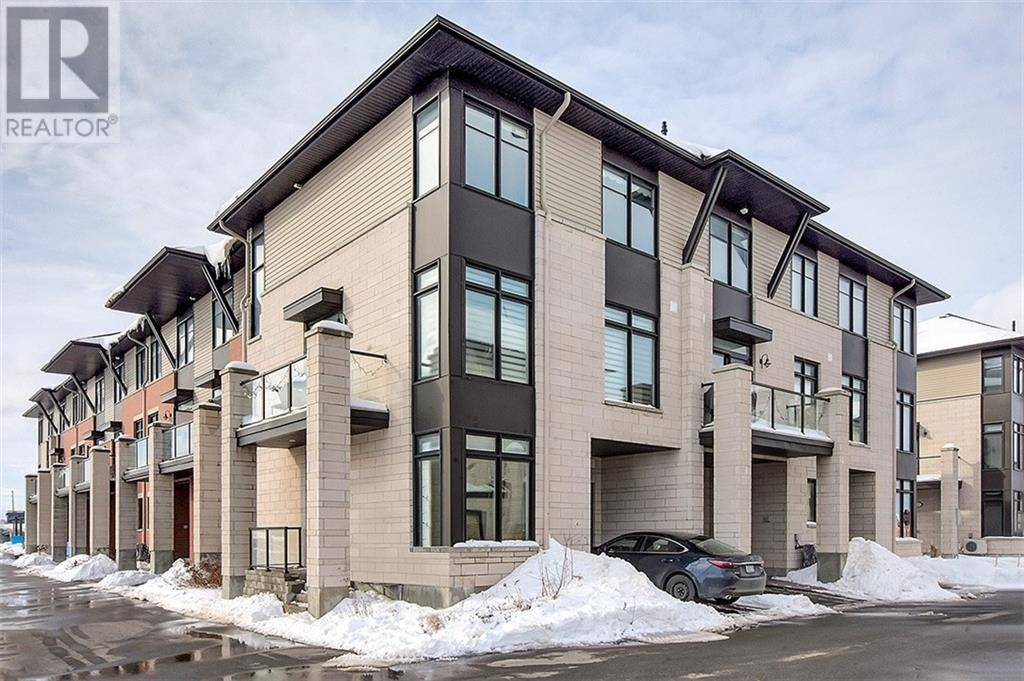 Townhouse for sale at 624 Chaperal Pt Ottawa Ontario - MLS: 1182229