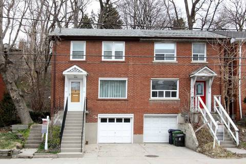 Townhouse for sale at 624 Davenport Rd Toronto Ontario - MLS: C4411805