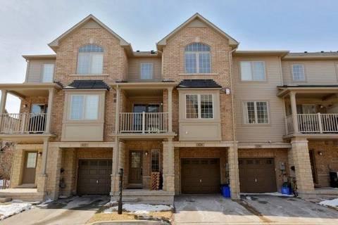 Townhouse for rent at 624 Hooks Common  Burlington Ontario - MLS: W4630753