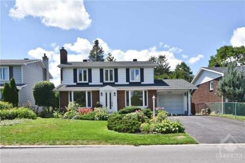 House for sale at 624 Laverendrye Dr Ottawa Ontario - MLS: 1203817