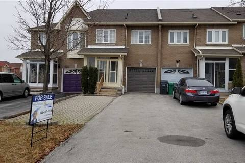 Townhouse for sale at 624 Lumberton Cres Mississauga Ontario - MLS: W4718302