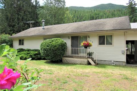 House for sale at 624 Mabel Lake Rd Enderby British Columbia - MLS: 10186380