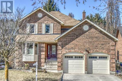 House for sale at 624 Mill Park Dr Kitchener Ontario - MLS: 30721458