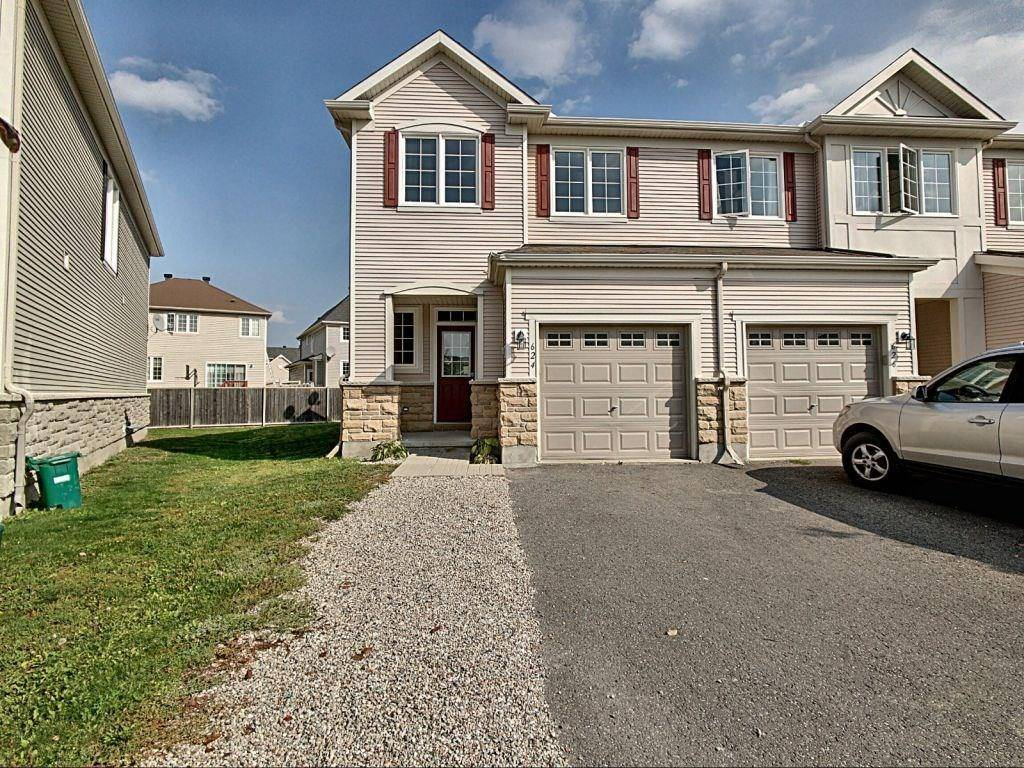 Townhouse for sale at 624 Pamplona Pt Nepean Ontario - MLS: 1170507