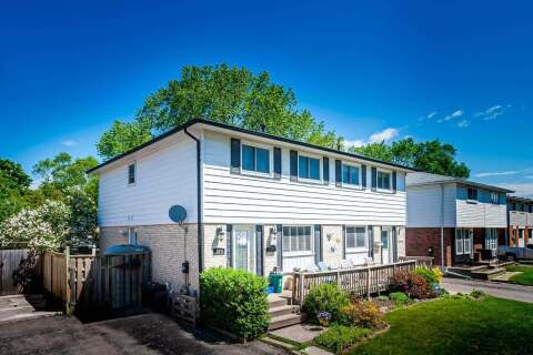 Townhouse for sale at 624 Radisson Ave Oshawa Ontario - MLS: E4793987