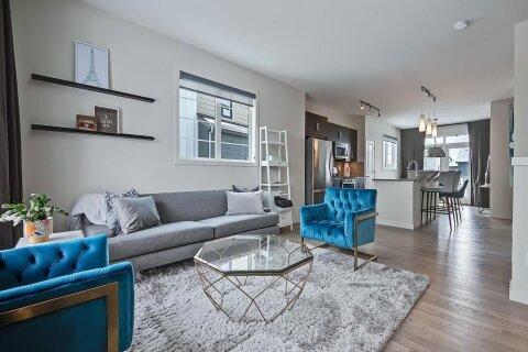 Townhouse for sale at 624 Walden Circ SE Calgary Alberta - MLS: C4288347