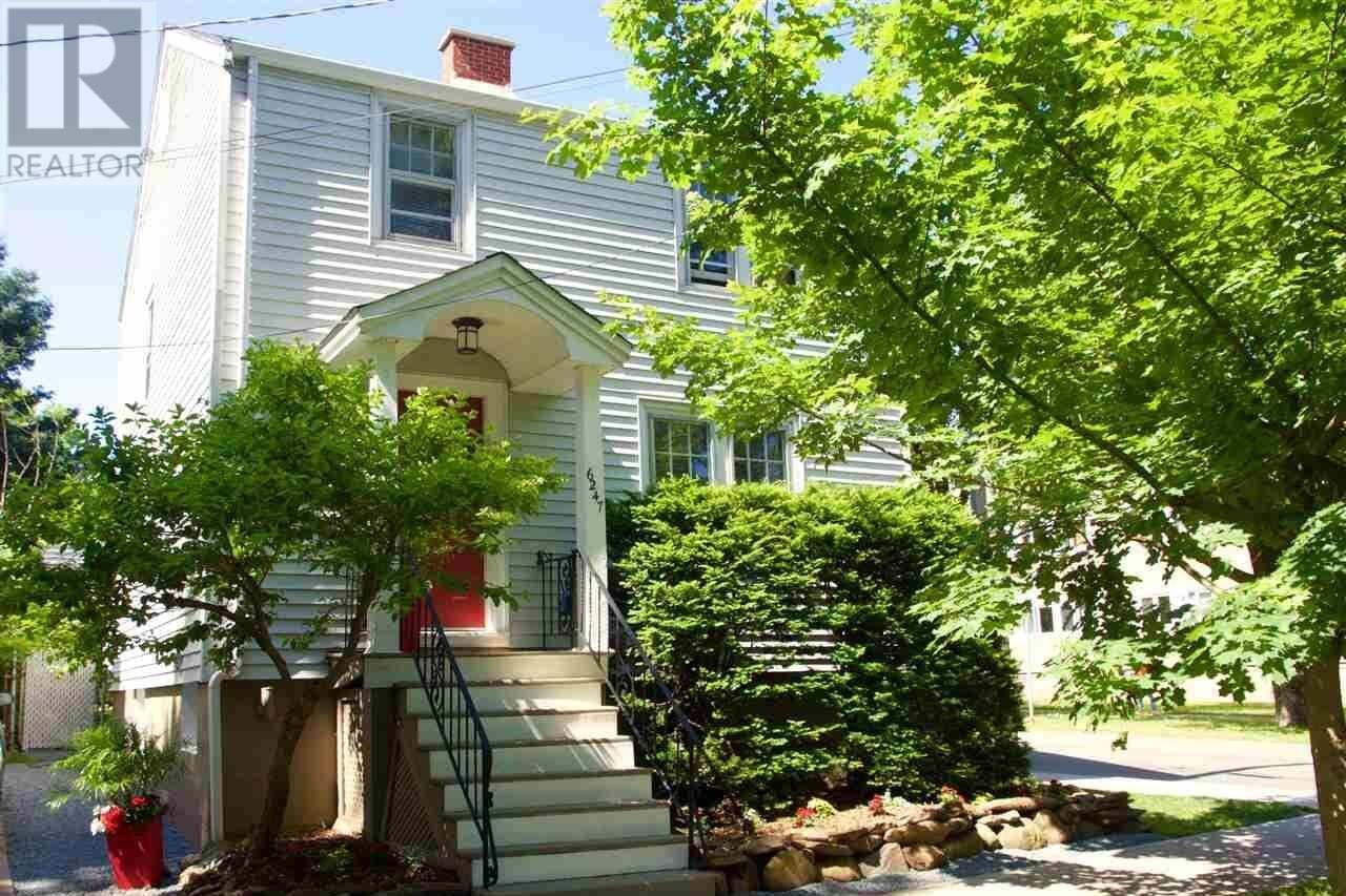 House for sale at 6247 Yukon St Halifax Nova Scotia - MLS: 202012562