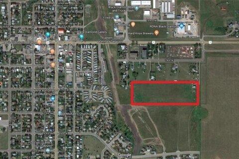 Residential property for sale at 625 2 Ave SE Black Diamond Alberta - MLS: C4284933