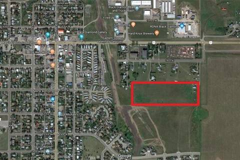 Residential property for sale at 625 2 Ave Southeast Black Diamond Alberta - MLS: C4284933