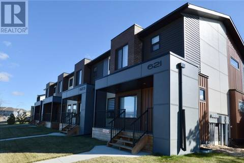 Townhouse for sale at 625 Evergreen Blvd Saskatoon Saskatchewan - MLS: SK755259