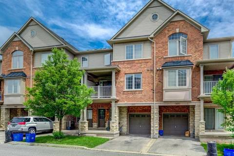 Townhouse for sale at 625 Forgett Common  Burlington Ontario - MLS: W4494105