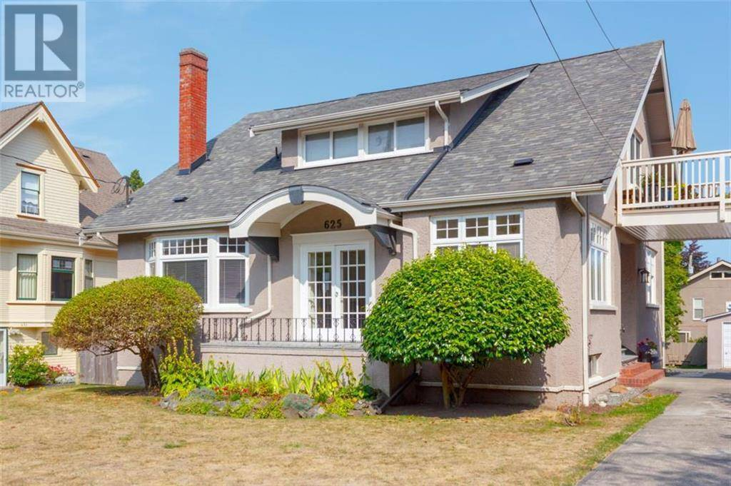House for sale at 625 Linden Ave Victoria British Columbia - MLS: 417006