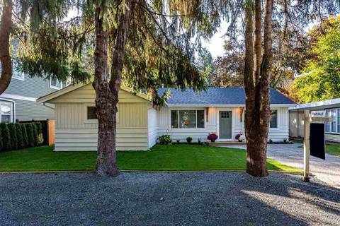 House for sale at 625 Mountain View Rd Cultus Lake British Columbia - MLS: R2412852