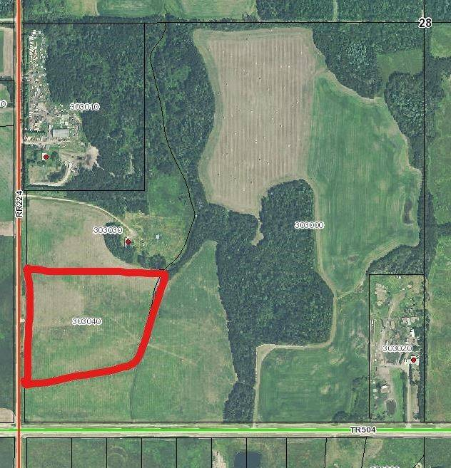Residential property for sale at 625 Range Rd Rural Leduc County Alberta - MLS: E4159947