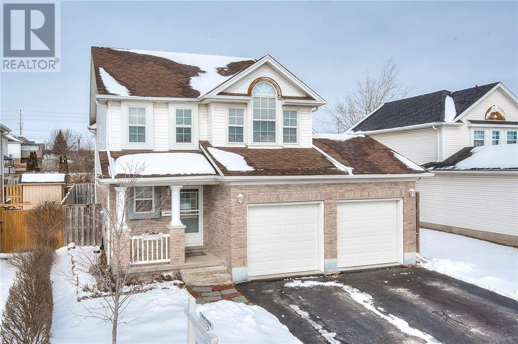 House for sale at 625 Trico Dr Cambridge Ontario - MLS: 30781904