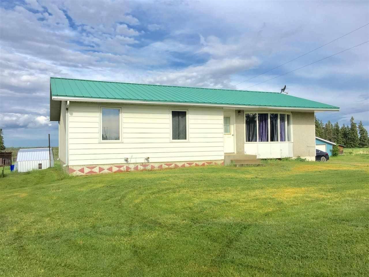 House for sale at 62509 Rge Rd Rural Bonnyville M.d. Alberta - MLS: E4162208