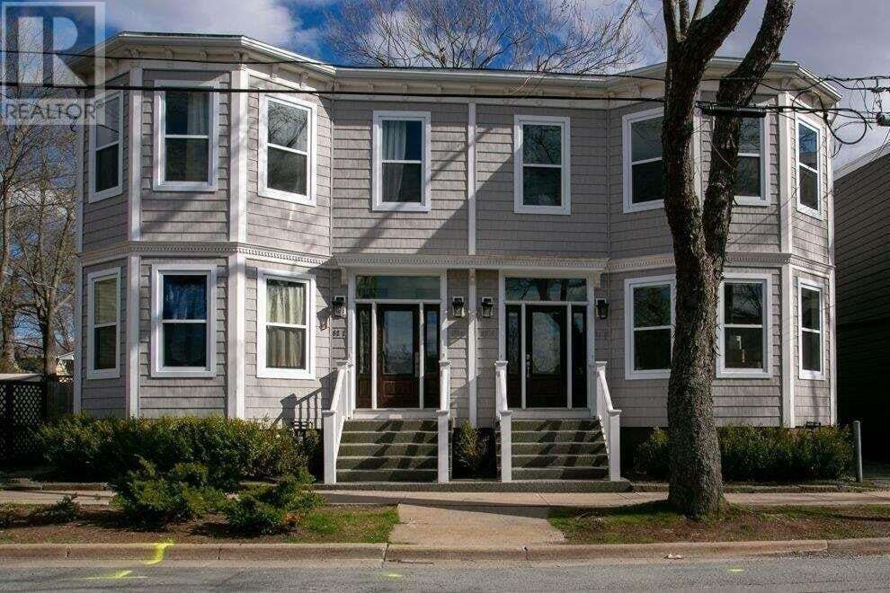 Townhouse for sale at 58 Shirley St Unit 6252 Halifax Nova Scotia - MLS: 202007997